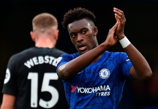 'He wants everyone to do well' - Hudson-Odoi reveals guidance from Sterling - Bóng Đá