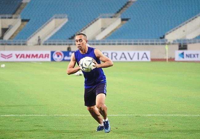 Norshahrul Talaha: Team more important than personal glory - Bóng Đá