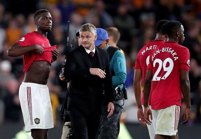 Three Manchester United problems Ole Gunnar Solskjaer has yet to solve - Bóng Đá