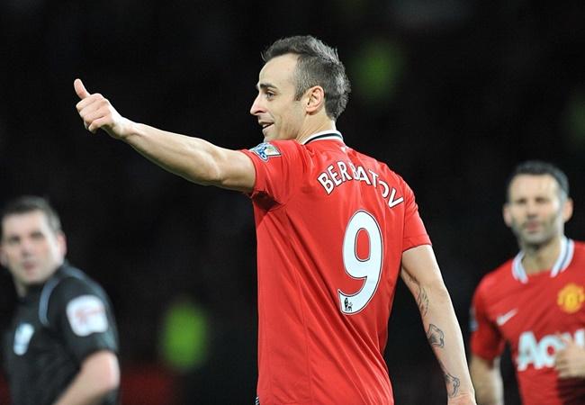"Dimitar Berbatov tells his Manchester United critics to ""f*** themselves"" - Bóng Đá"