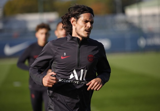 Manchester United considering January bid for Edinson Cavani? - Bóng Đá