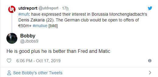 CĐV M.U phát cuồng vì 'Vieira 2.0': 'Cậu ta giỏi hơn Fred và Matic' - Bóng Đá