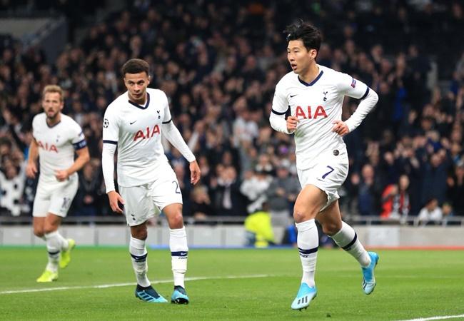CHOÁNG! Tottenham 'cởi mở' nhất Champions League vì thống kê 'dị' này - Bóng Đá