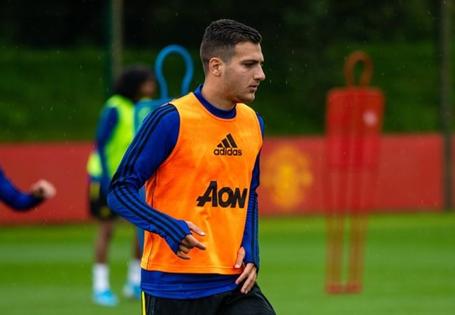 Dalot: During the Newcastle game, as you all know I picked up an Injury - Bóng Đá