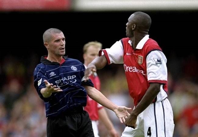 'Tôi xin chữ ký, Roy Keane bảo biến đi vì ông ta sắp chiến với Arsenal' - Bóng Đá