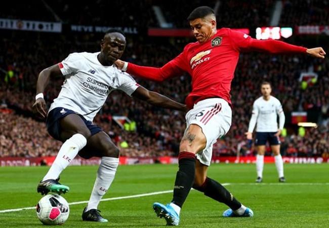 Rojo: Liverpool draw gave Man Utd belief and drive - Bóng Đá