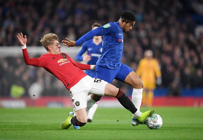 Những ai tệ nhất bên phía Chelsea trong trận thua Man Utd? - Bóng Đá