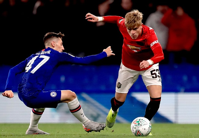 MANCHESTER UNITED: SOME FANS WERE IN AWE OF BRANDON WILLIAMS FOLLOWING CHELSEA DISPLAY - Bóng Đá