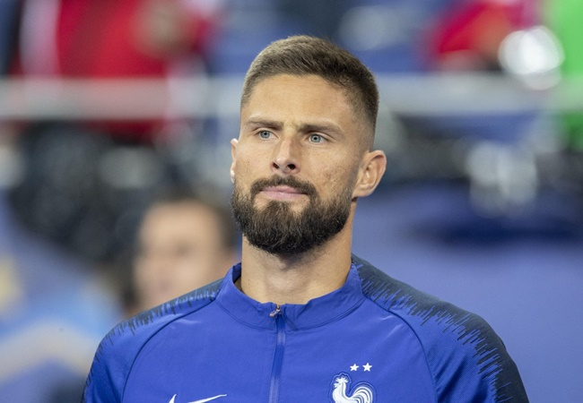 Frank Lampard sends message to Olivier Giroud over January transfer - Bóng Đá