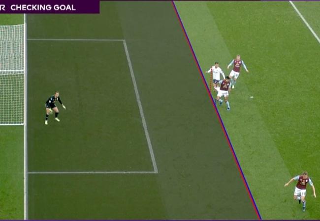 Jurgen Klopp rages at Roberto Firmino offside goal after narrow Aston Villa win - Bóng Đá