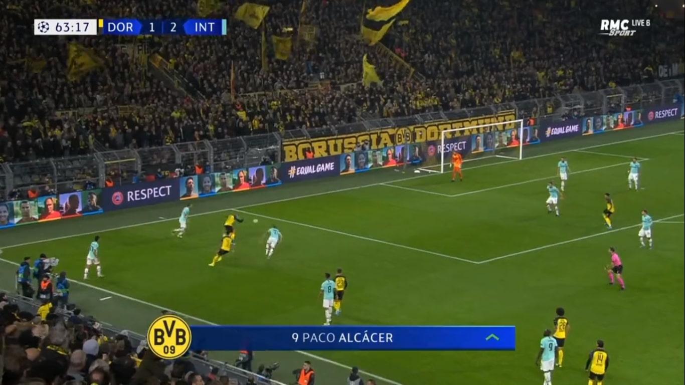 Vừa vào sân, sao Dortmund tinh quái khiến Inter thủng lưới - Bóng Đá
