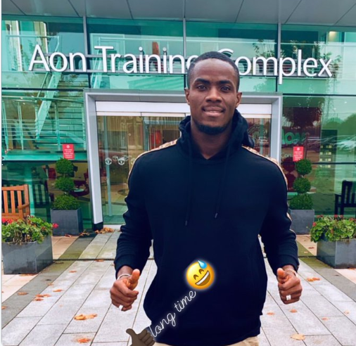 Eric Bailly back to AON Trainning Complex after injury - Bóng Đá