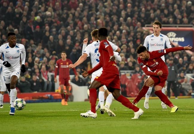 'Đó là sự thay đổi từ Liverpool' - Bóng Đá