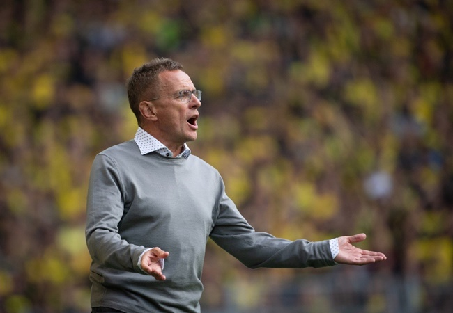 Ralf Rangnick is interested in becoming United manager if Solskjaer leaves the club - Bóng Đá