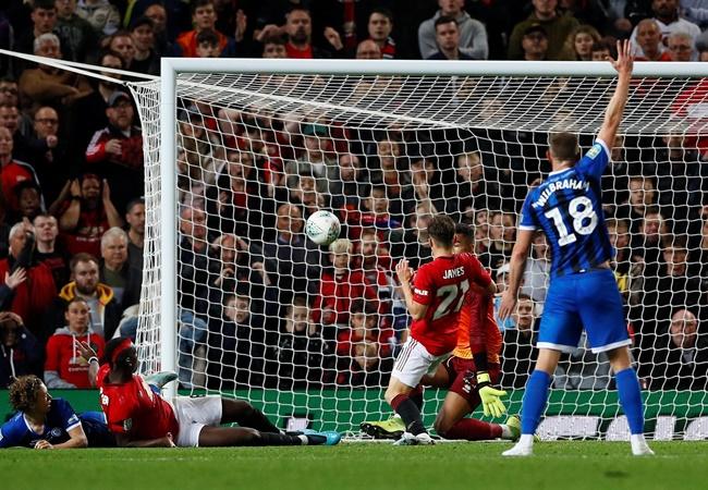 Manchester United 'to REST Daniel James' with Ole Gunnar Solskjaer worried of burning the Welshman out - Bóng Đá