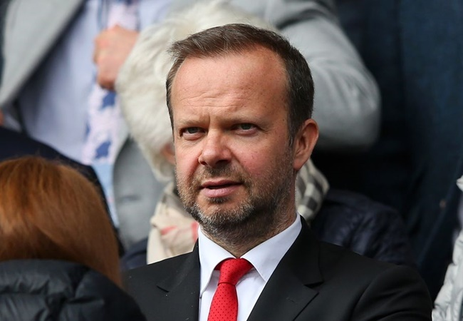 Manchester United chief Ed Woodward sets up meeting with Red Bull's Ralf Rangnick - Bóng Đá
