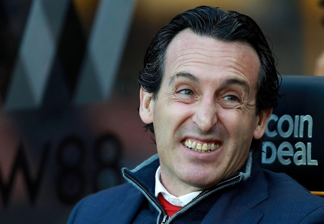 Unai Emery sends defiant message to Jose Mourinho amid mounting Arsenal speculation - Bóng Đá