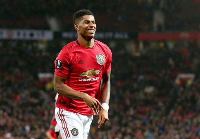 Marcus Rashford says Man Utd must improve after sealing Europa League knockout place - Bóng Đá