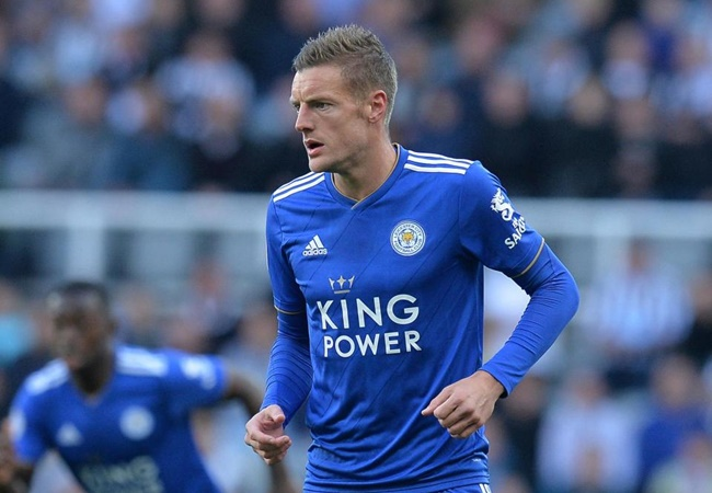Brendan Rodgers opens up on why Leicester striker Jamie Vardy turned down transfer to Arsenal - Bóng Đá