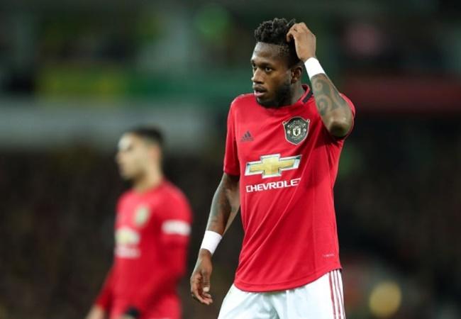 Fred quan trọng ra sao ở 2 bàn thắng của Man Utd? - Bóng Đá