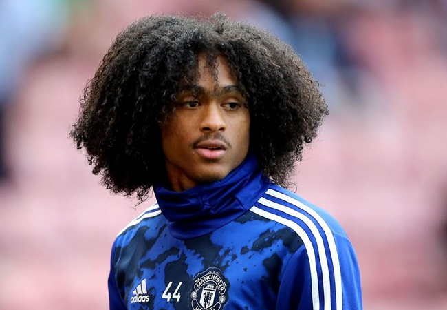 Tahith Chong says new Manchester United contract 'will come naturally' amid free transfer rumours - Bóng Đá