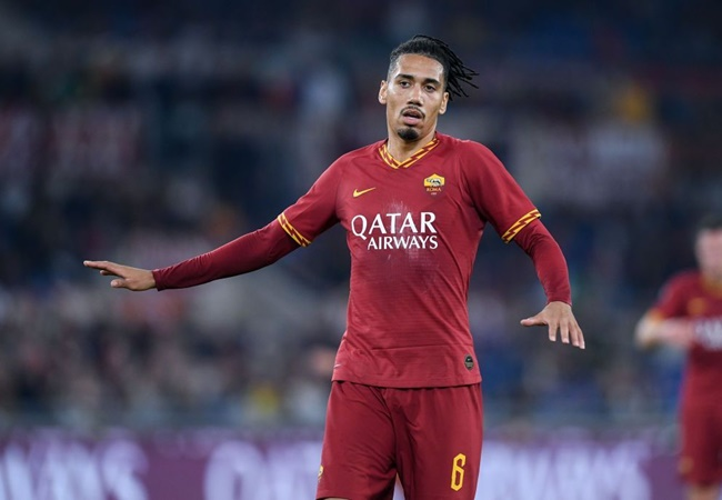 Chris Smalling has mixed feelings over his Man Utd future as he 'feels very settled' in Italy - Bóng Đá