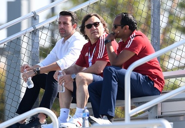 Raul Sanllehi standing in way of David O'Leary's appointment to Arsenal board - Bóng Đá