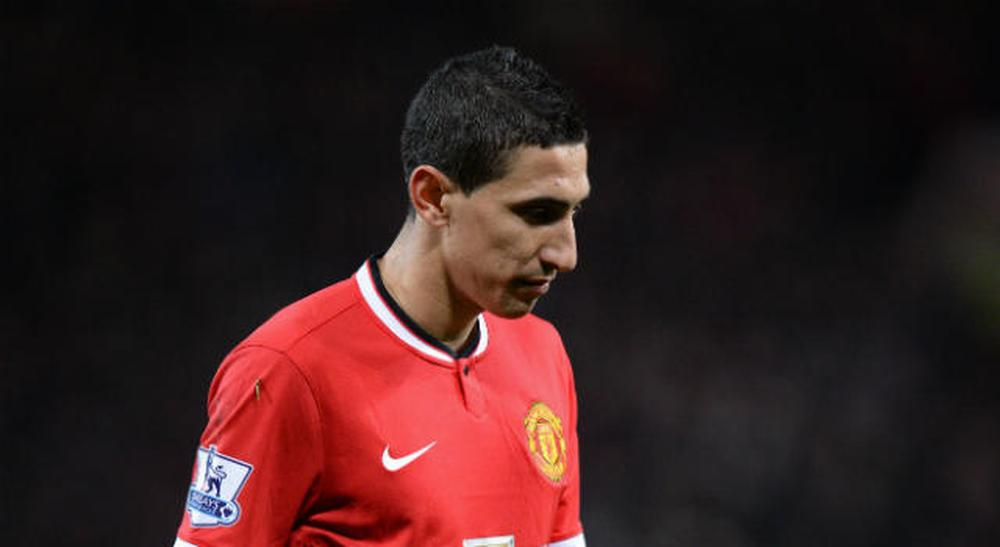 How One Year in Manchester Made Àngel Di María One of Europe's Most Underrated Players - Bóng Đá