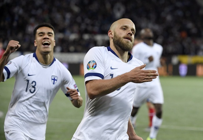 Finland national team: Five things to know about the Euro 2020 debutants - Bóng Đá