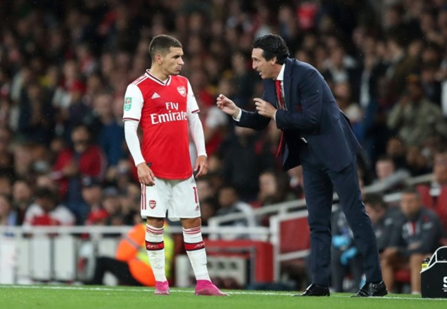 Lucas Torreira unhappy with Arsenal manager Unai Emery, confirms agent - Bóng Đá