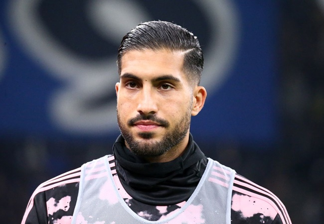 Juventus Set Price For Manchester United Target Emre Can - Bóng Đá