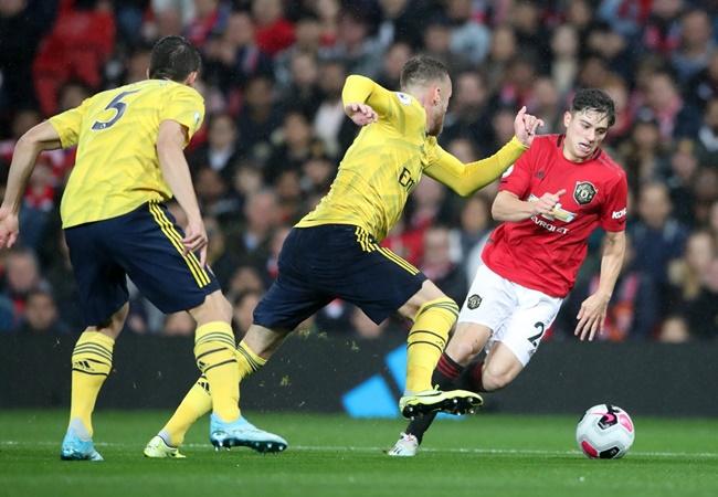 How Manchester United target Jadon Sancho compares to Daniel James - Bóng Đá