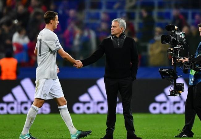 Manchester United midfielder Nemanja Matic names new stadium after Jose Mourinho - Bóng Đá