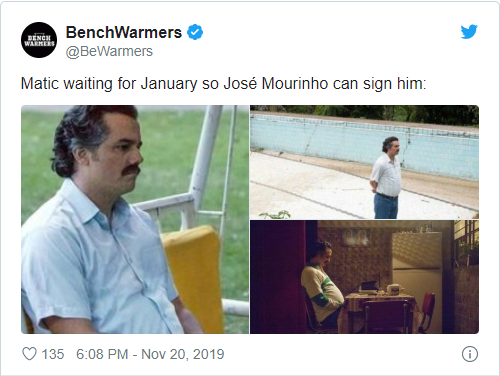 Manchester United fans react to Jose Mourinho becoming new Tottenham Hotspur manager - Bóng Đá