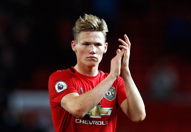 Manchester United's Scott McTominay: The signs are positive, it's time to step up - Bóng Đá