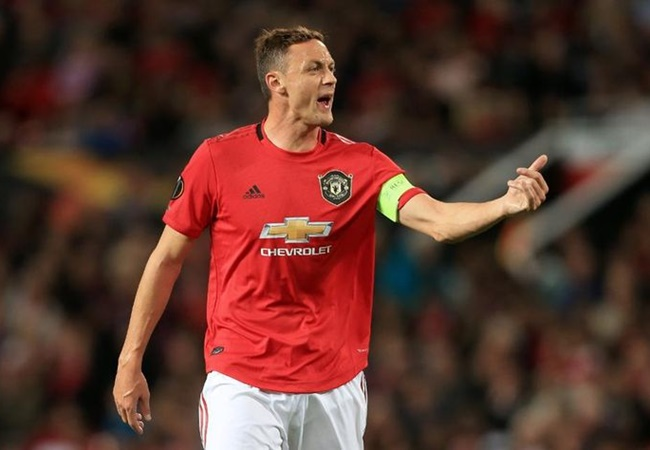 Manchester United's Nemanja Matic an Atletico Madrid target in January - Bóng Đá