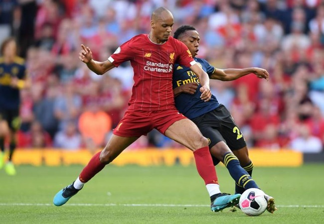 Liverpool made all the effort': Fabinho's brother-in-law reveals he 'snubbed Manchester United, Manchester City, PSG, and Juventus - Bóng Đá