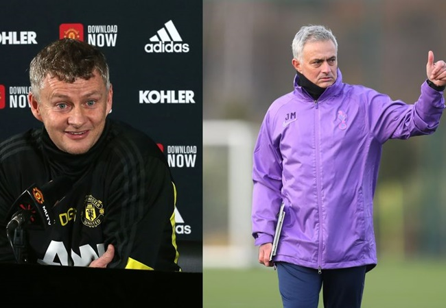 Ole Gunnar Solskjaer speak out on Jose Mourinho's move Tottenham - Bóng Đá