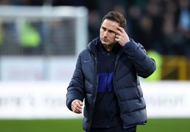 Paul Scholes reveals Frank Lampard's big frustration after Man City loss and criticises Chelsea centre-backs - Bóng Đá