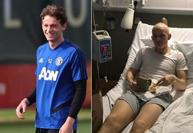 'Ngọc quý' Man Utd và quá trình chống ung thư: Dấu ấn Mourinho, Solskjaer! - Bóng Đá