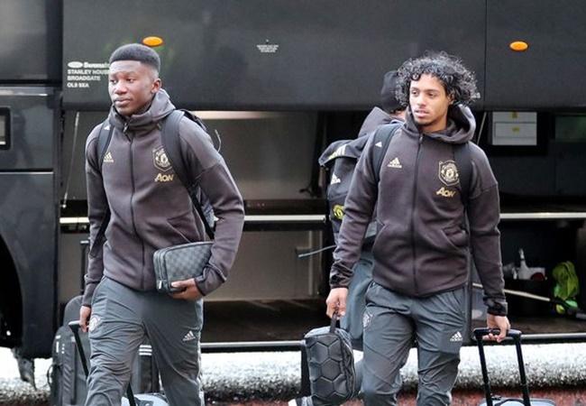 Dàn 'ngọc quý' Man Utd đấu Astana và số áo như 'game FIFA' - Bóng Đá