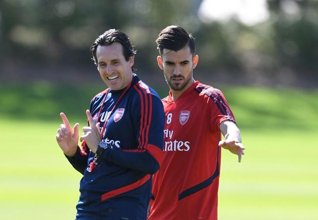 Dàn sao Arsenal và những lời tri ân 'đẫm nước mắt' dành cho Emery - Bóng Đá