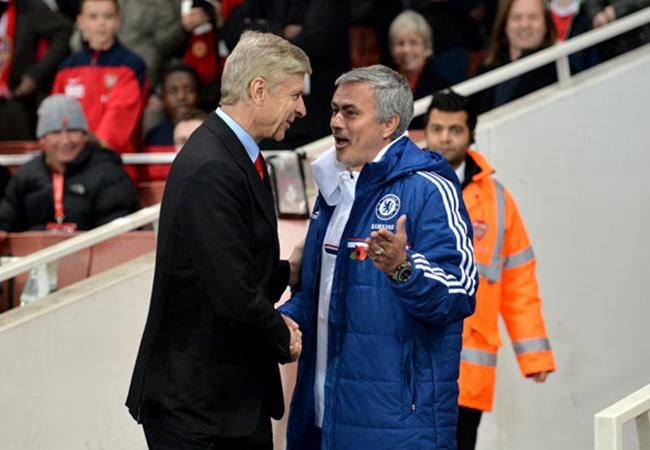 Wenger was the last of his kind - Mourinho - Bóng Đá