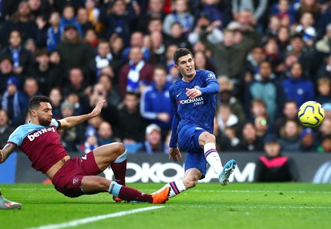 Frank Lampard reveals his main complaint with Chelsea squad after West Ham defeat - Bóng Đá
