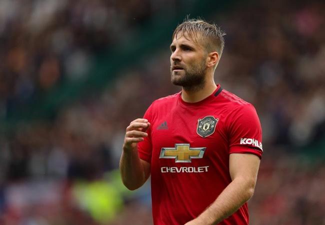 Manchester United star Luke Shaw 'ready' for Premier League return against Aston Villa, says Ole Gunnar Solskjaer - Bóng Đá