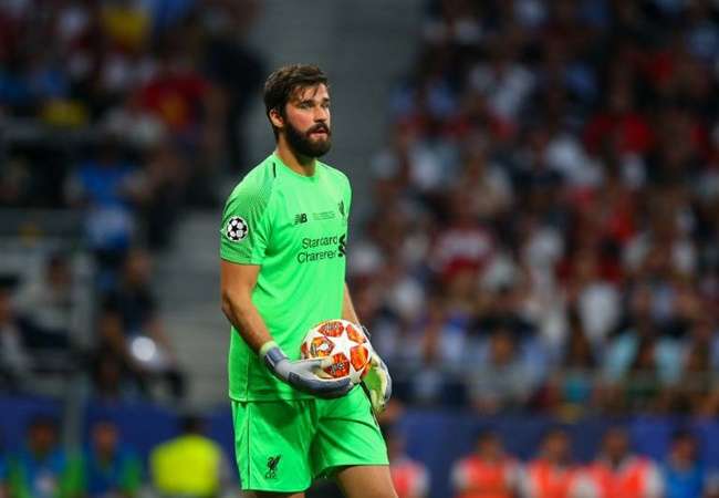 Ballon d'Or 2019: Alisson Becker 'honoured' to write his name in football history after winning Yachine Trophy - Bóng Đá