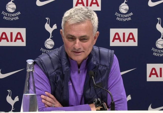 Mourinho: It is not for me to analyse United now - Bóng Đá
