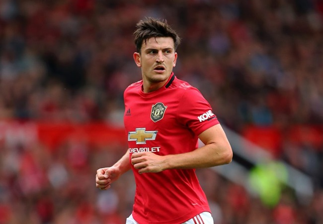 Why Manchester City didn't sign Manchester United star Harry Maguire - Bóng Đá