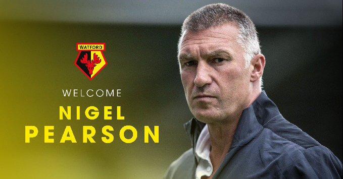 Official: Watford appoint Nigel Pearson - Bóng Đá
