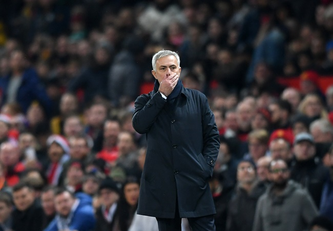 Mourinho wants Tottenham players to be 'raging, not sad' after a defeat - Bóng Đá